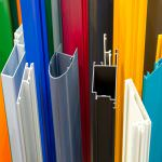 Aluminium windows colours