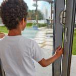Secure aluminium bi-fold doors East Grinstead