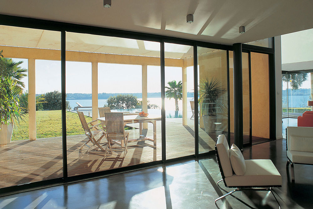 Aluminium Patio Doors Heathfield