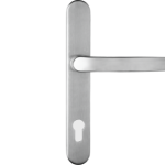 Aluminium door handle - Steel