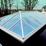 Aluminium Lantern Roofs Hailsham