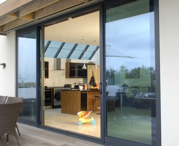 Aluminium bi-fold Doors quote Uckfield