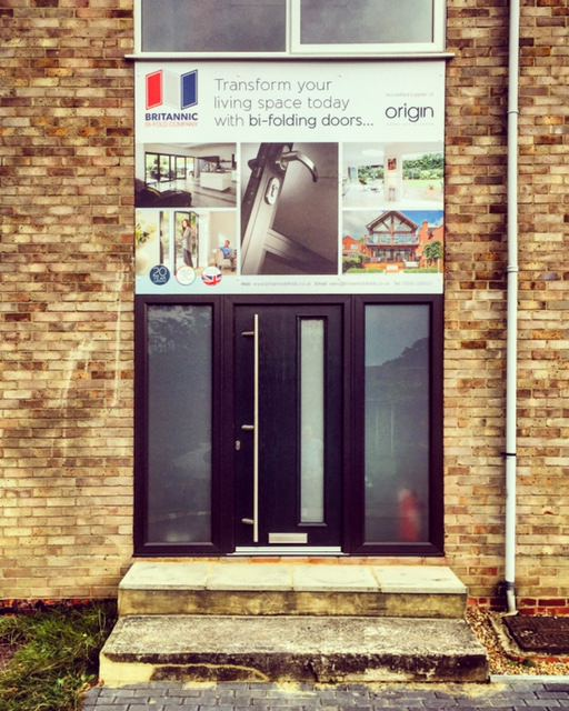 aluminium doors Uckfield