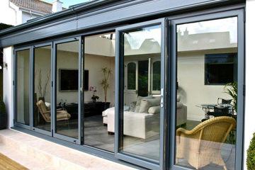 Aluminium Bi-fold Doors Sussex