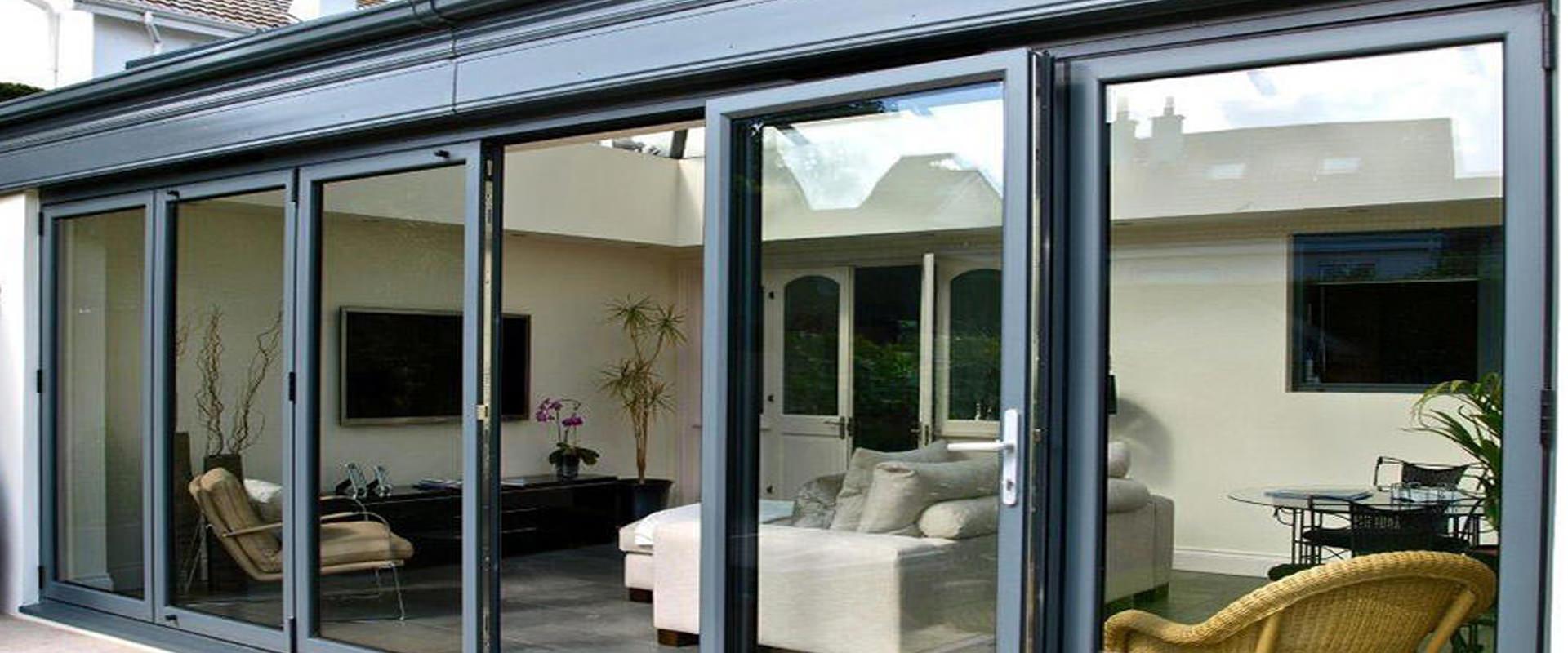 Aluminium Bi-Fold Doors Prices Uckfield