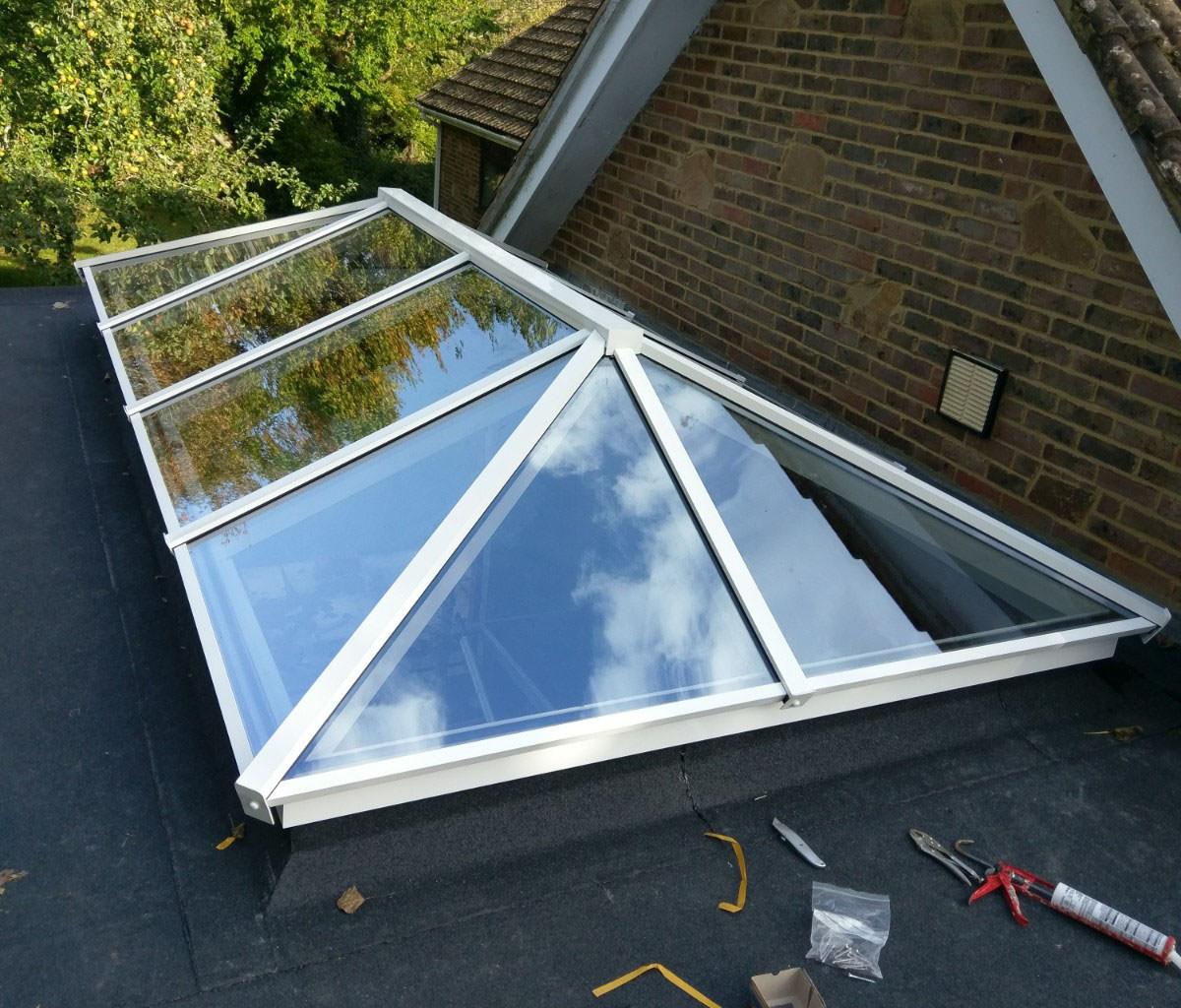 Aluminium Roof Lantern Haywards Heath Sussex