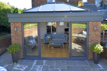 aluminium double glazing uckfield