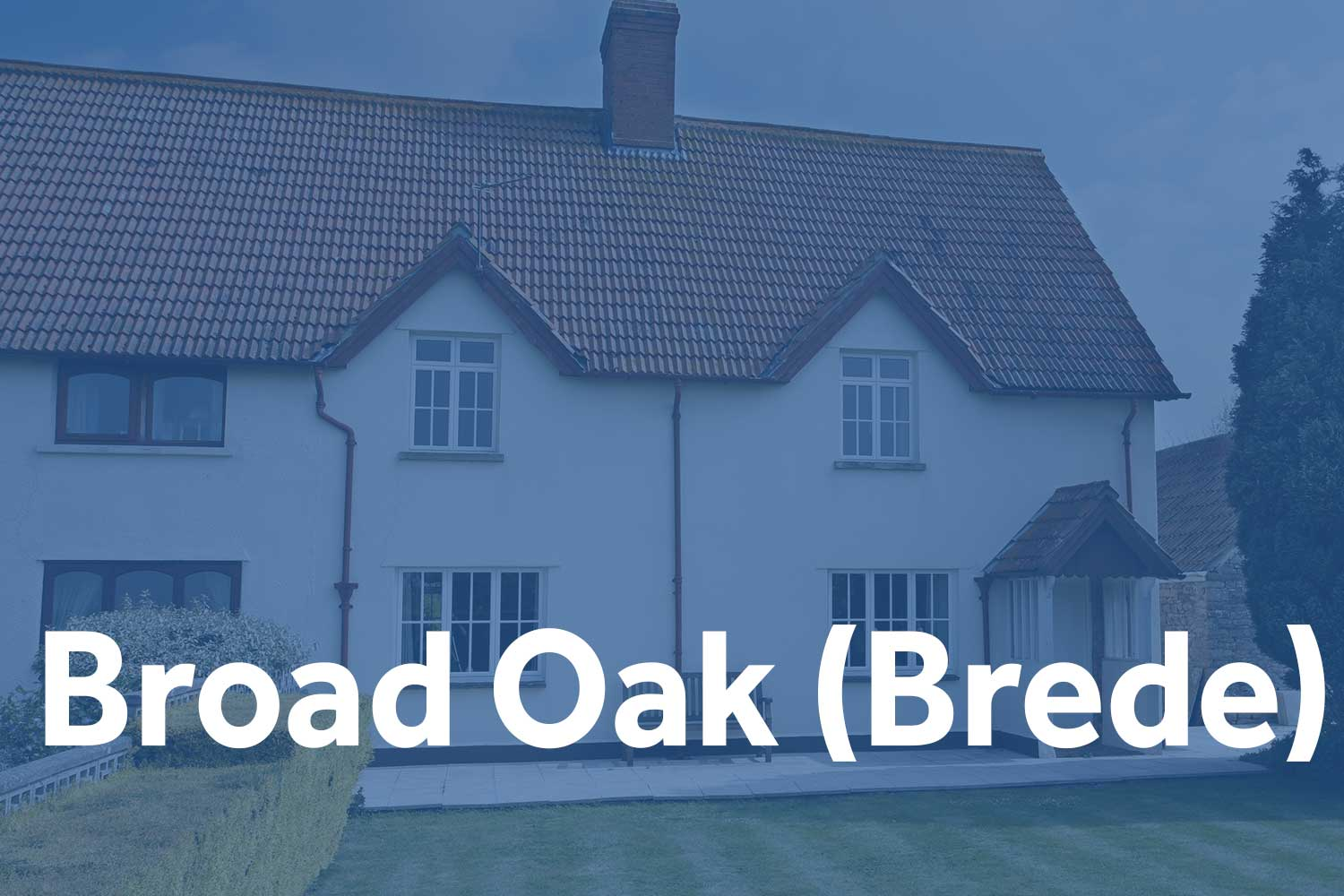 Double Glazing Projects East Sussex, Broad Oak Brede