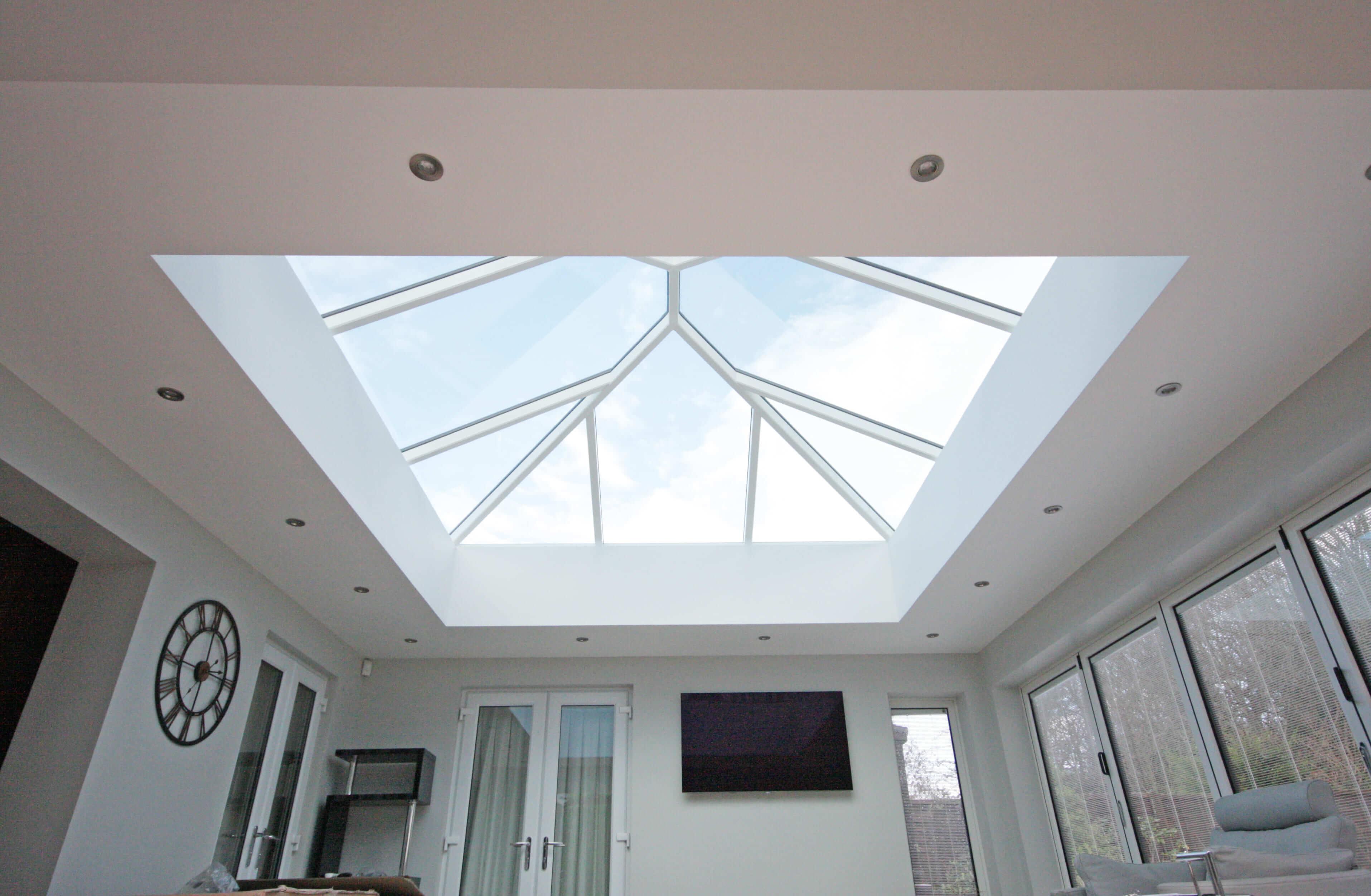 aluminium roof lanterns Crawley