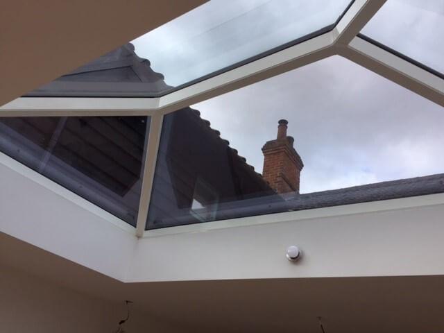 Aluminium Flat Roof Light Sussex