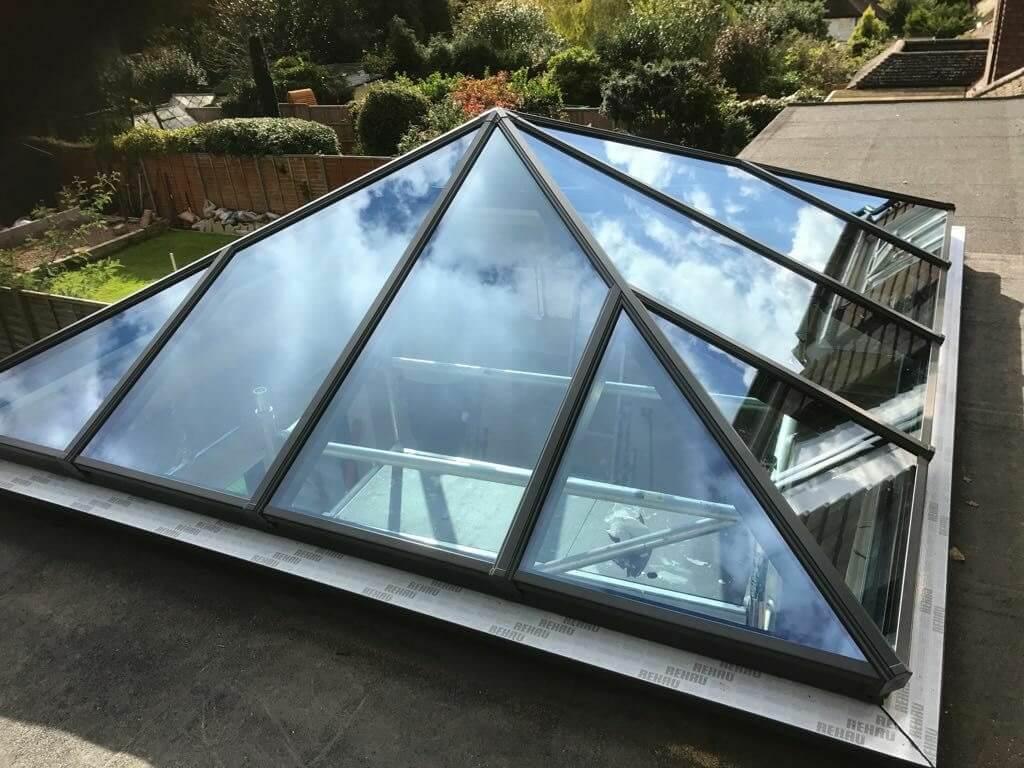 Aluminium Lantern Roof Prices Sussex