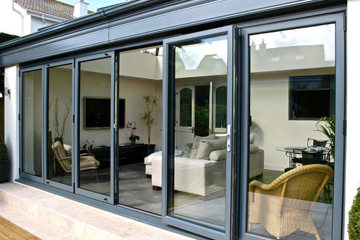 Aluminium Double Glazed Doors, Haywards Heath