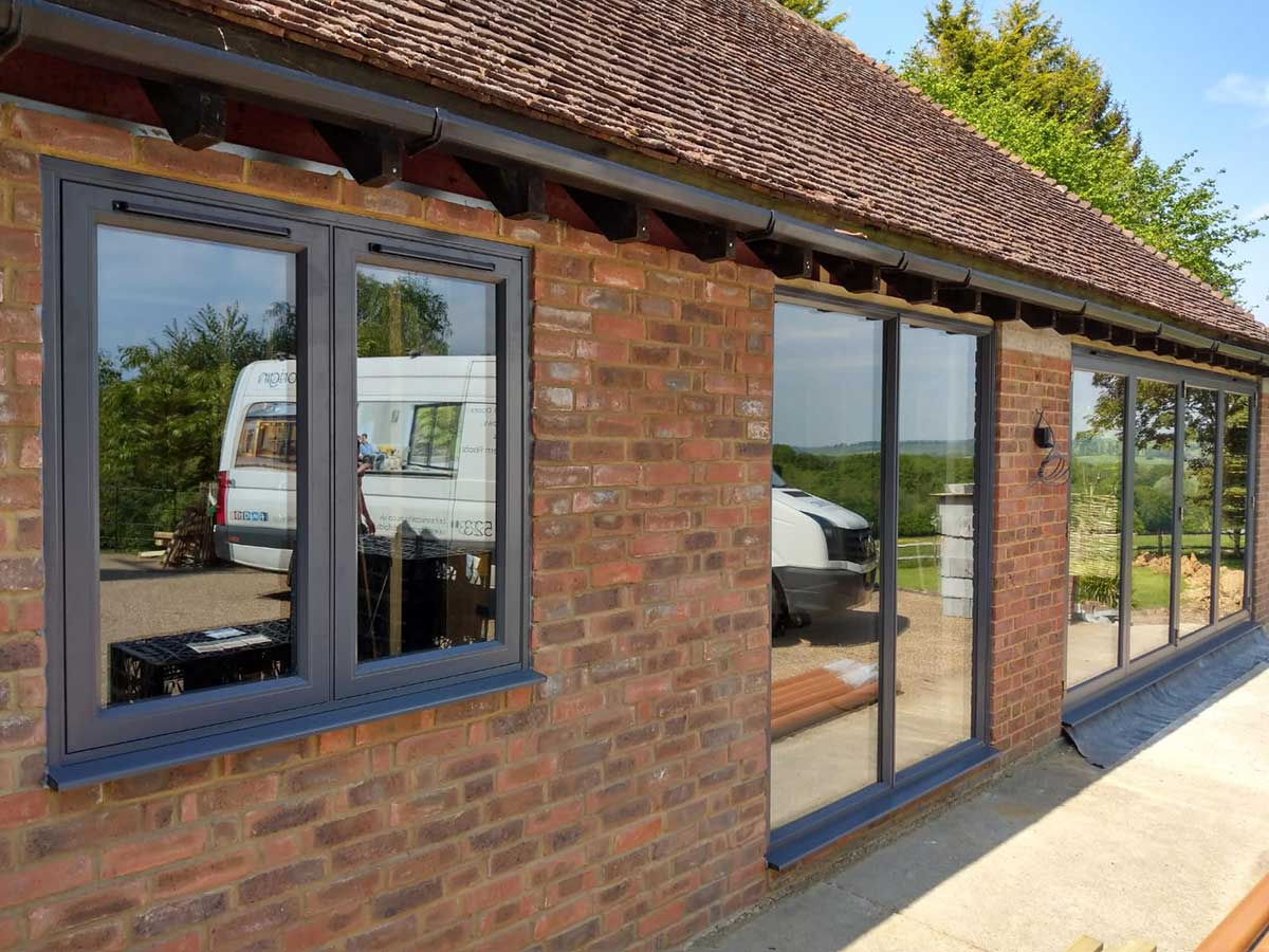Britannic Bi-Folds, East Sussex