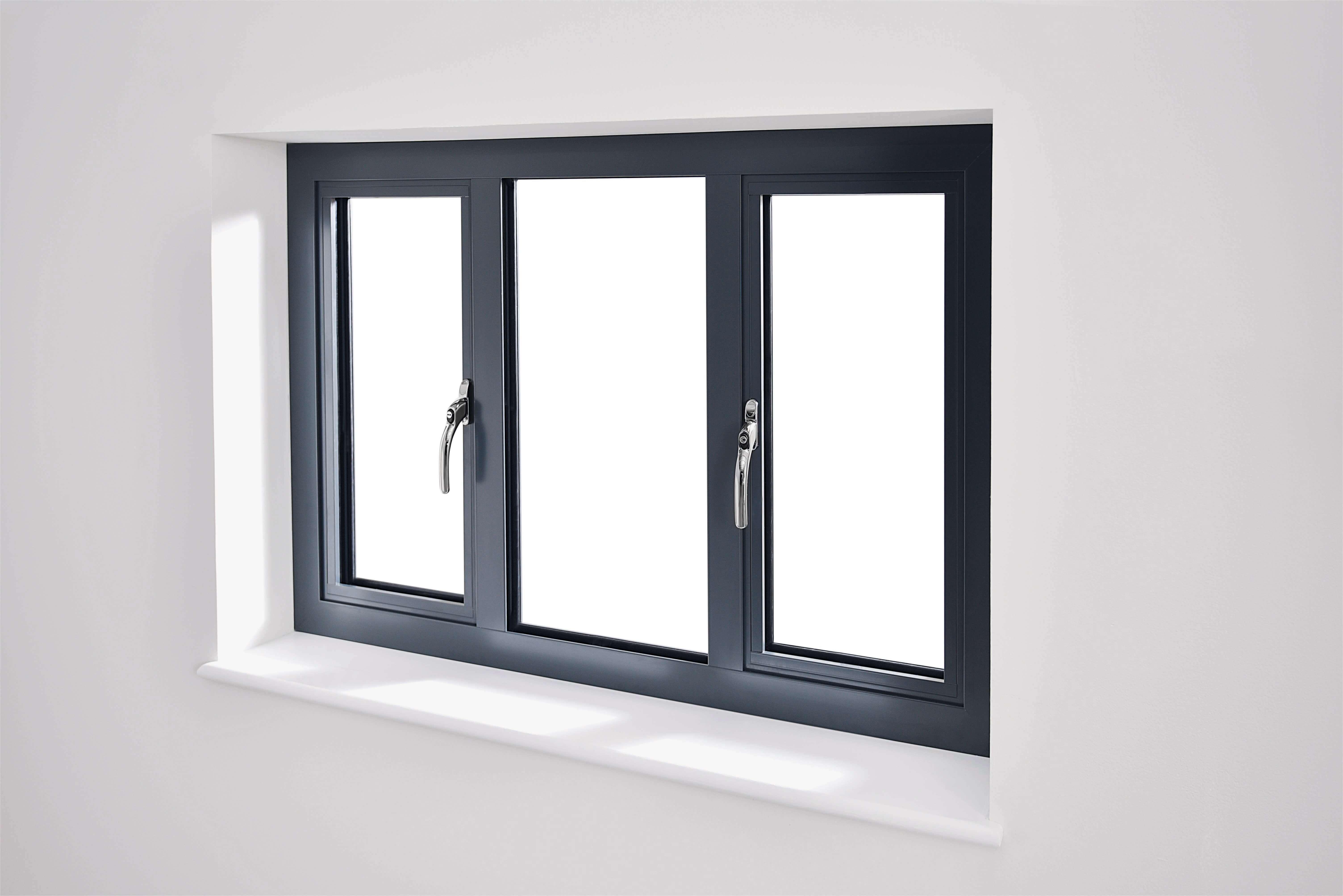 Slimline Aluminium Windows, Crawley