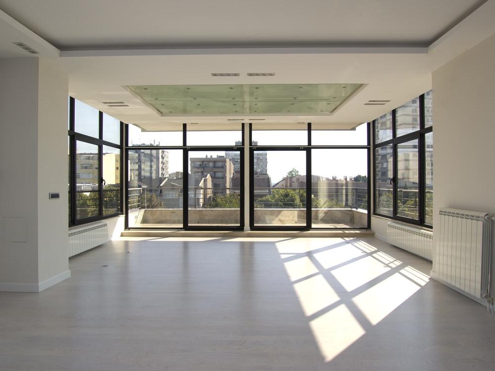 slimline aluminium windows crawley