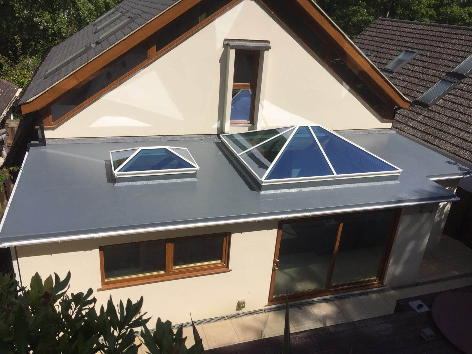 lantern roofs prices sussex