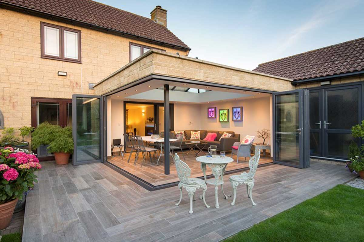 aluminium or upvc bi-fold doors east sussex