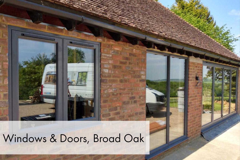 Broad Oak, Replacement Windows & Doors