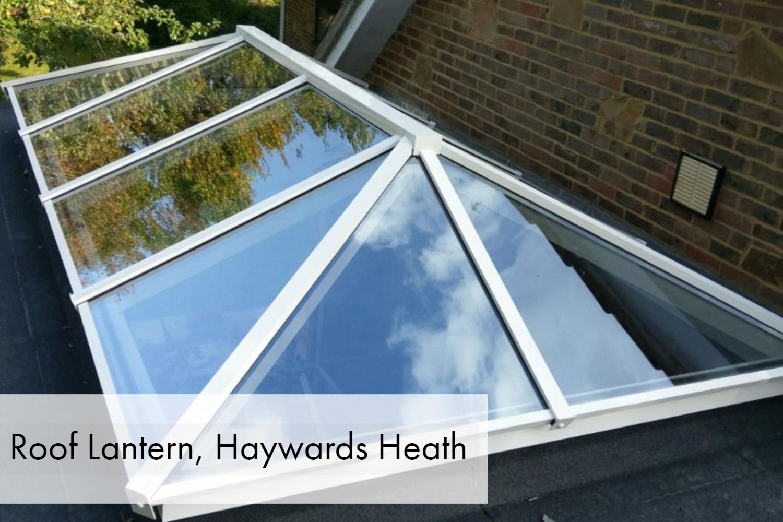 Roof Lantern, Haywards heath