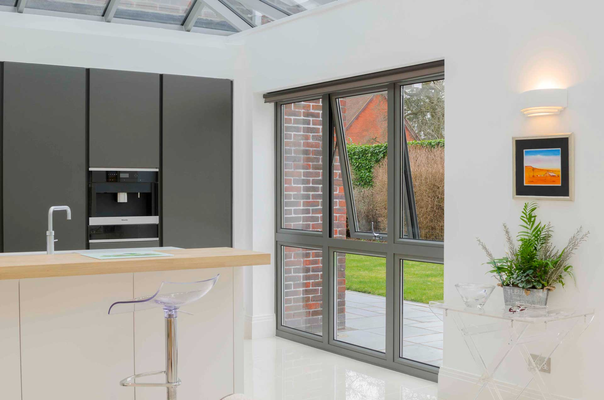 aluminium windows costs in hailsham