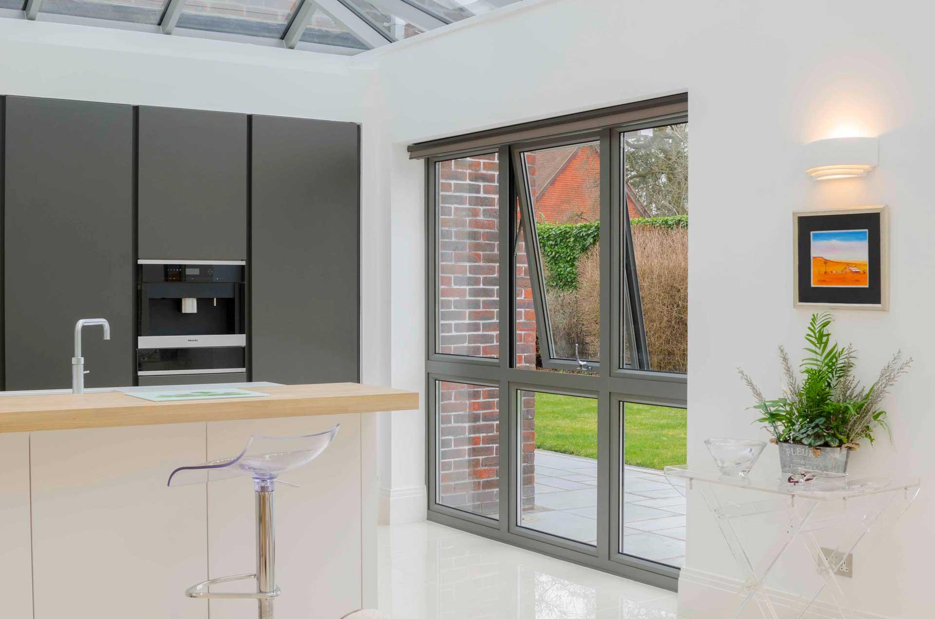 aluminium windows costs in west sussex