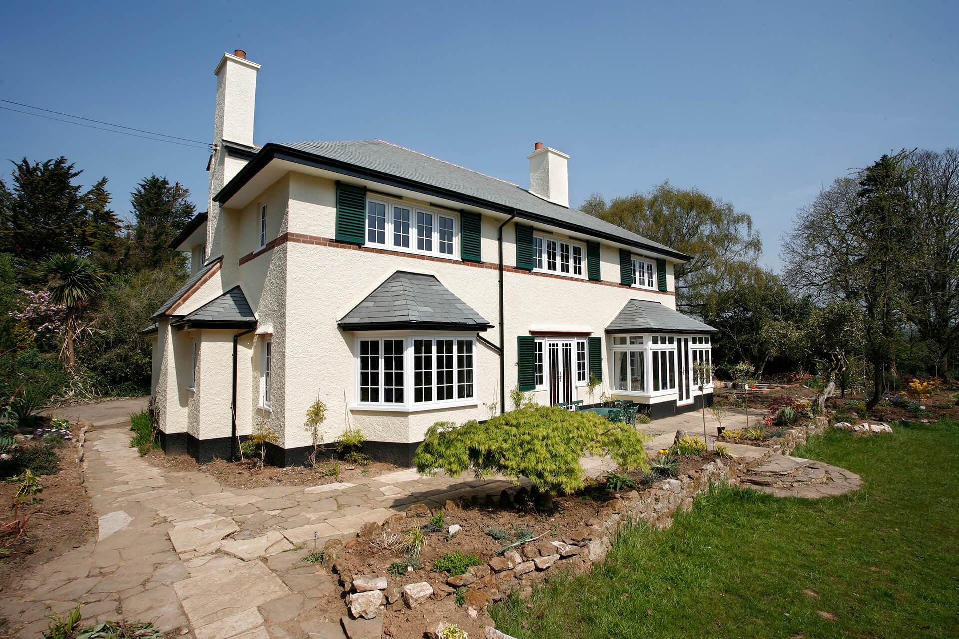 Double Glazing Crowborough Homes